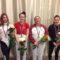 Genādijs Gusevs un Ērika Babenko iegūst Latvijas Kausu 2019 paukošanā ar špagu