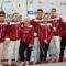 Eiropas Čempionāts Porečā, komandu sacensības, pirmā diena